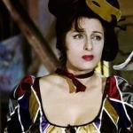 """Anna Magnani nel film """"La carrozza d'oro"""""""