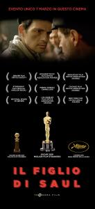 IL FIGLIO DI SAUL premio Oscar 2016