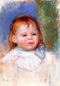 Ritratto di Jean Renoir - Pierre-Auguste Renoir