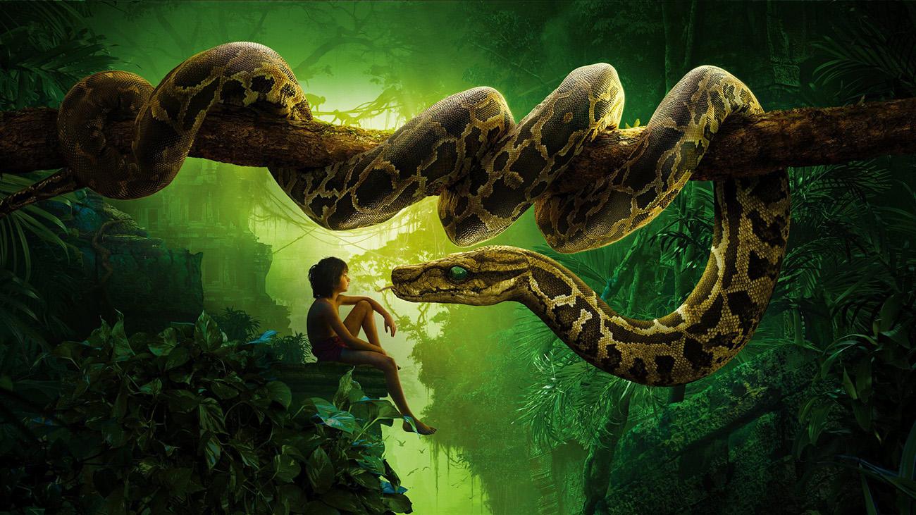 Il libro della giungla (film 2016)