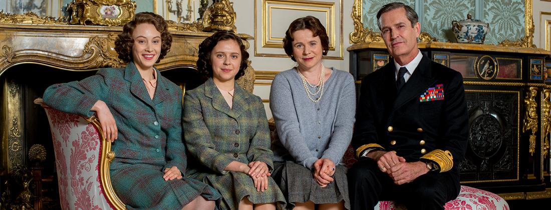 Una Notte Con La Regina - Royal Family