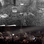 Victory Day a Trafalgar Square