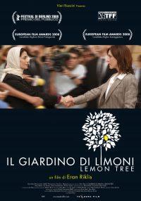 IL-GIARDINO-DI-LIMONI-LEMON-TREE-Poster-ITA