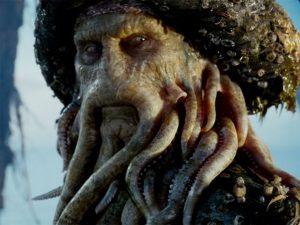 Davy Jones, personaggio della saga Pirati dei Caraibi
