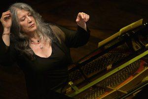Martha Argerich in concerto